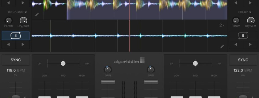 djay PRO - professionelle DJ-App?