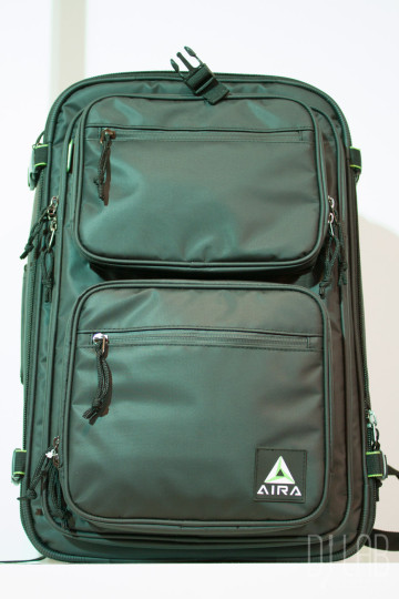 Magma Riot DJ-Backpack XL AIRA Editon