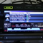 CDJ-2000 nexus Display