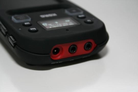 Korg Kaosspad mini 2 S - Anschlüsse