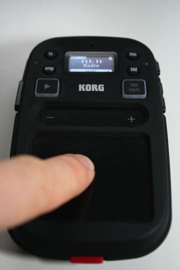 Korg Kaosspad mini 2 S - Touchpad