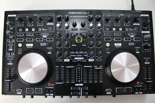 Denon MC 6000 MK2