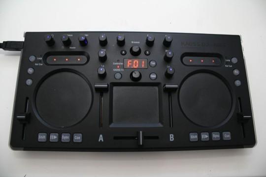 Korg Kaoss DJ - Chaos im DJ-Booth?