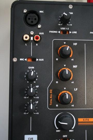 Allen&Heath Xone:43C - Zusatzkanal