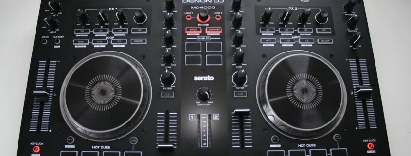 Denon DJ - MC4000 - die Allzweckwaffe für mobile DJs?