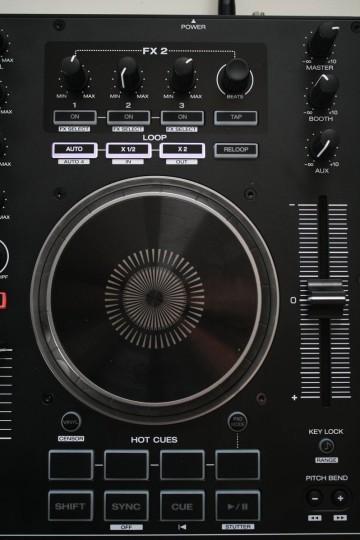 Denon DJ - MC4000 - Deck