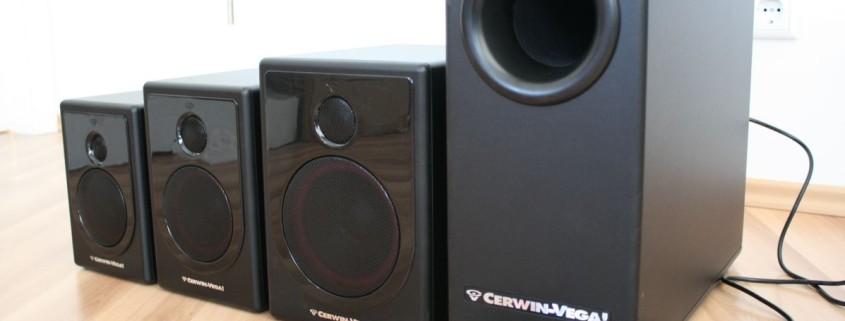 Cerwin-Vega! XD-Serie
