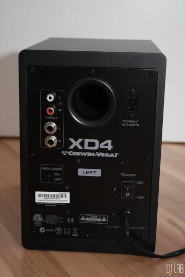 Cerwin-Vega! XD4
