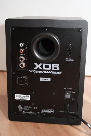 Cerwin-Vega! XD5