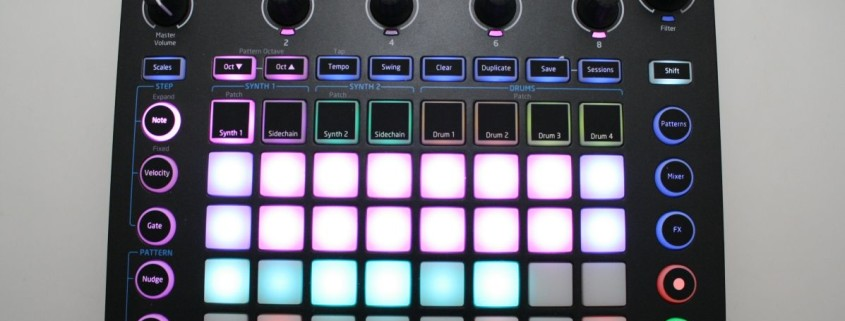 Novation Circuit, die kompakte Groovebox