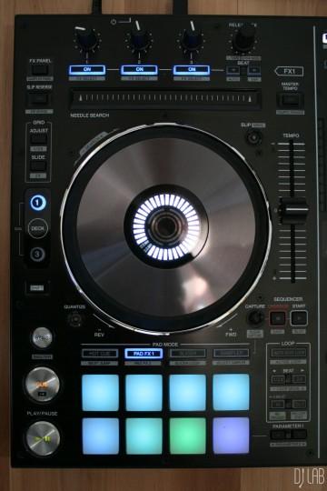 Pioneer DDJ-RX - Deck