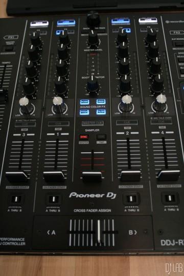 Pioneer DDJ-RX - Mixer
