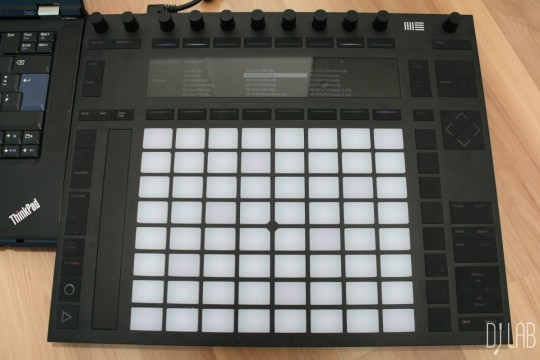 Ableton Push 2 - USB powered