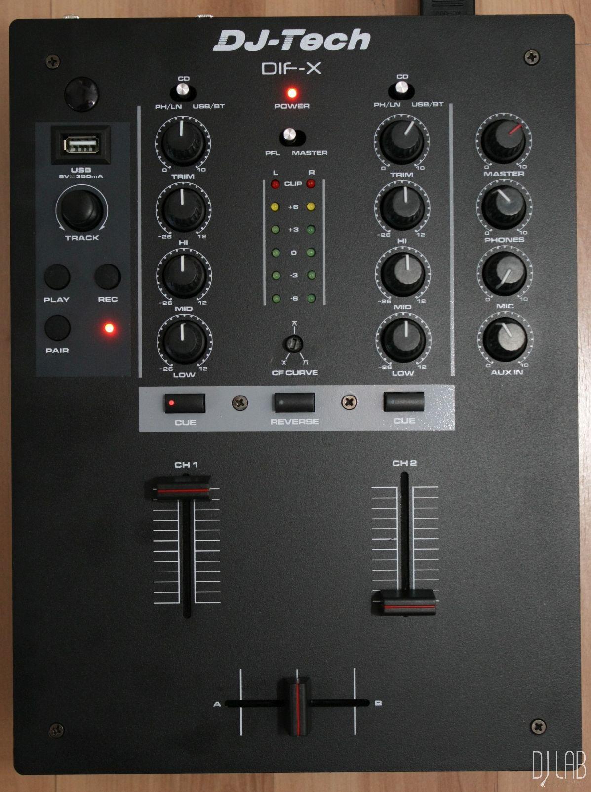 DJ Tech DIF-X