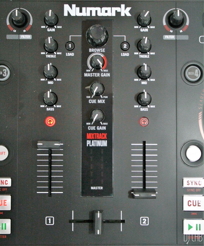 Mixersektion