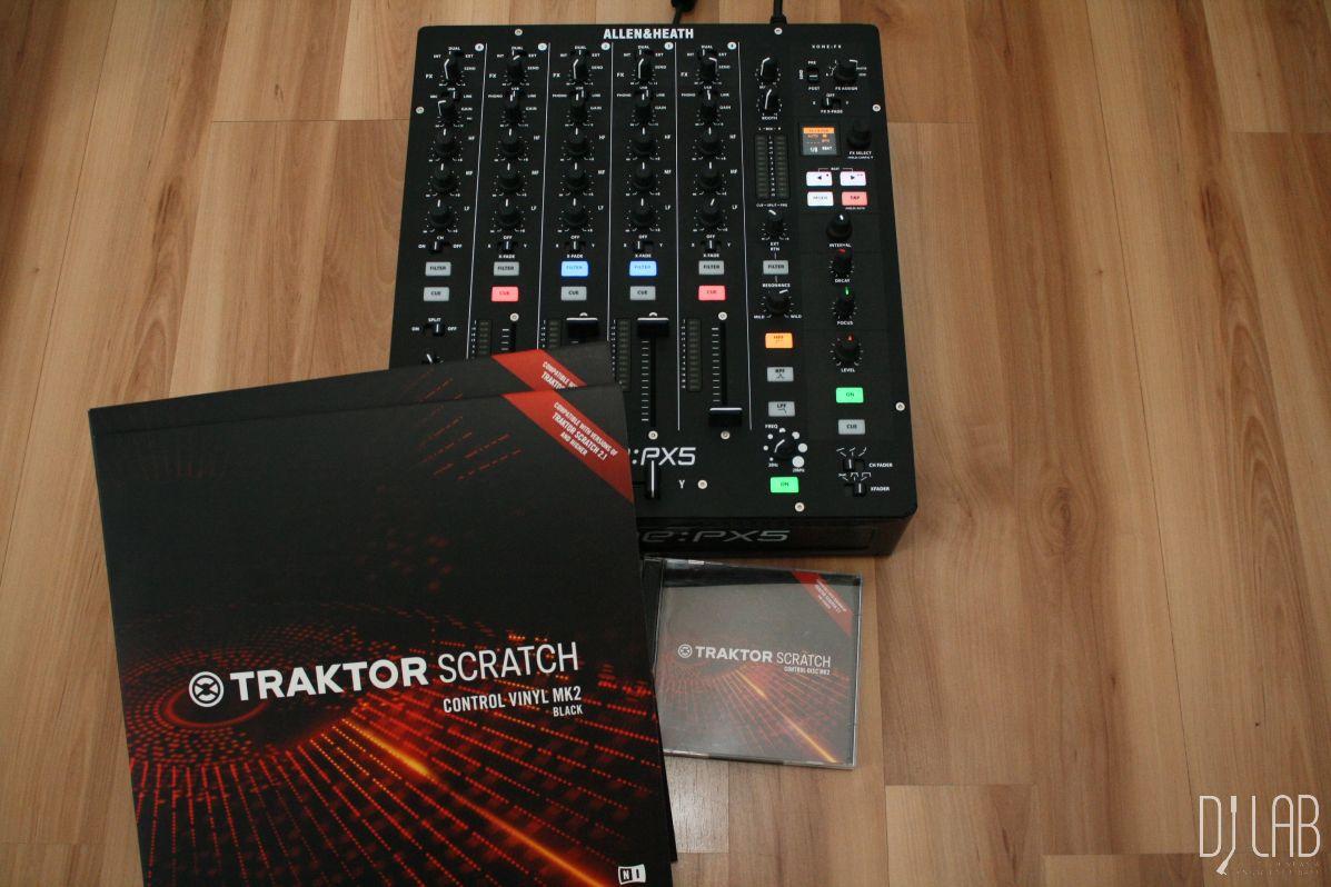 Traktor Scratch Pro - Timecode