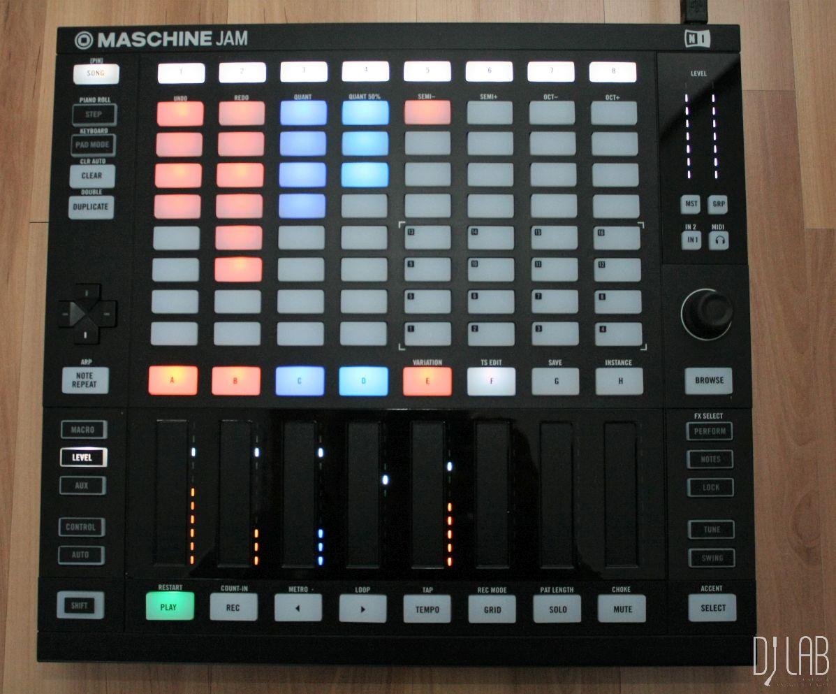 Maschine JAM Controller