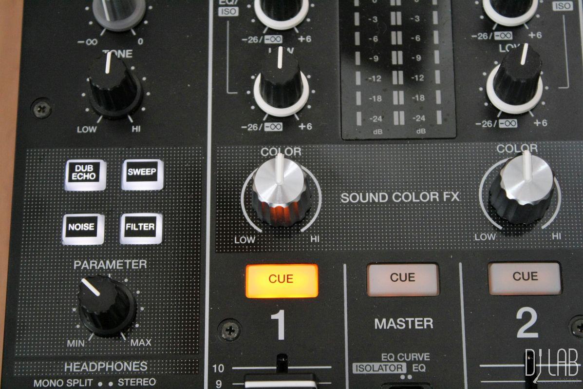 Sound Color FX & Filter