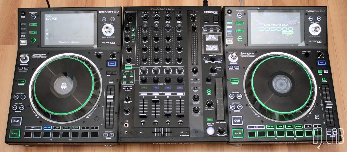 Denon DJ Prime-Serie