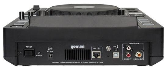 Gemini MDJ1000BACK