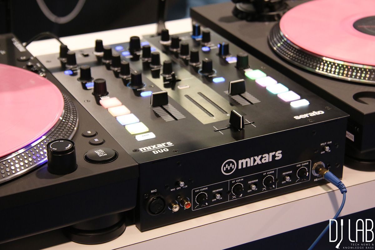Mixars_Duo_NAMM1