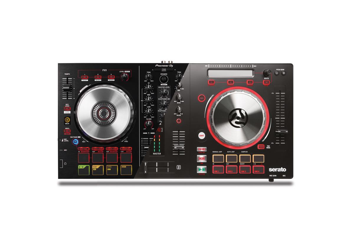 Test: Pioneer DDJ-SB2 vs Numark Mixtrack Pro III - DJ-LAB