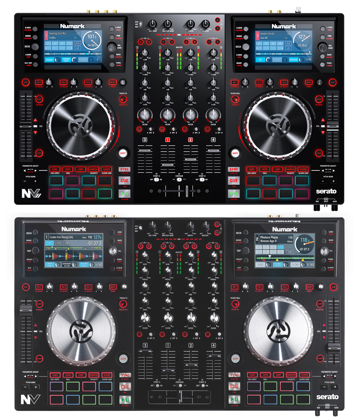 Numark_NV1_vs_NV2