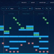 Odesi Music Composing Sofware Tool