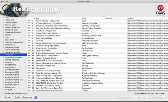 Rekord Buddy