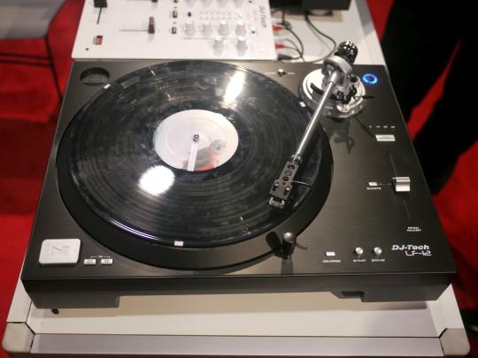 DJ Tech LF12