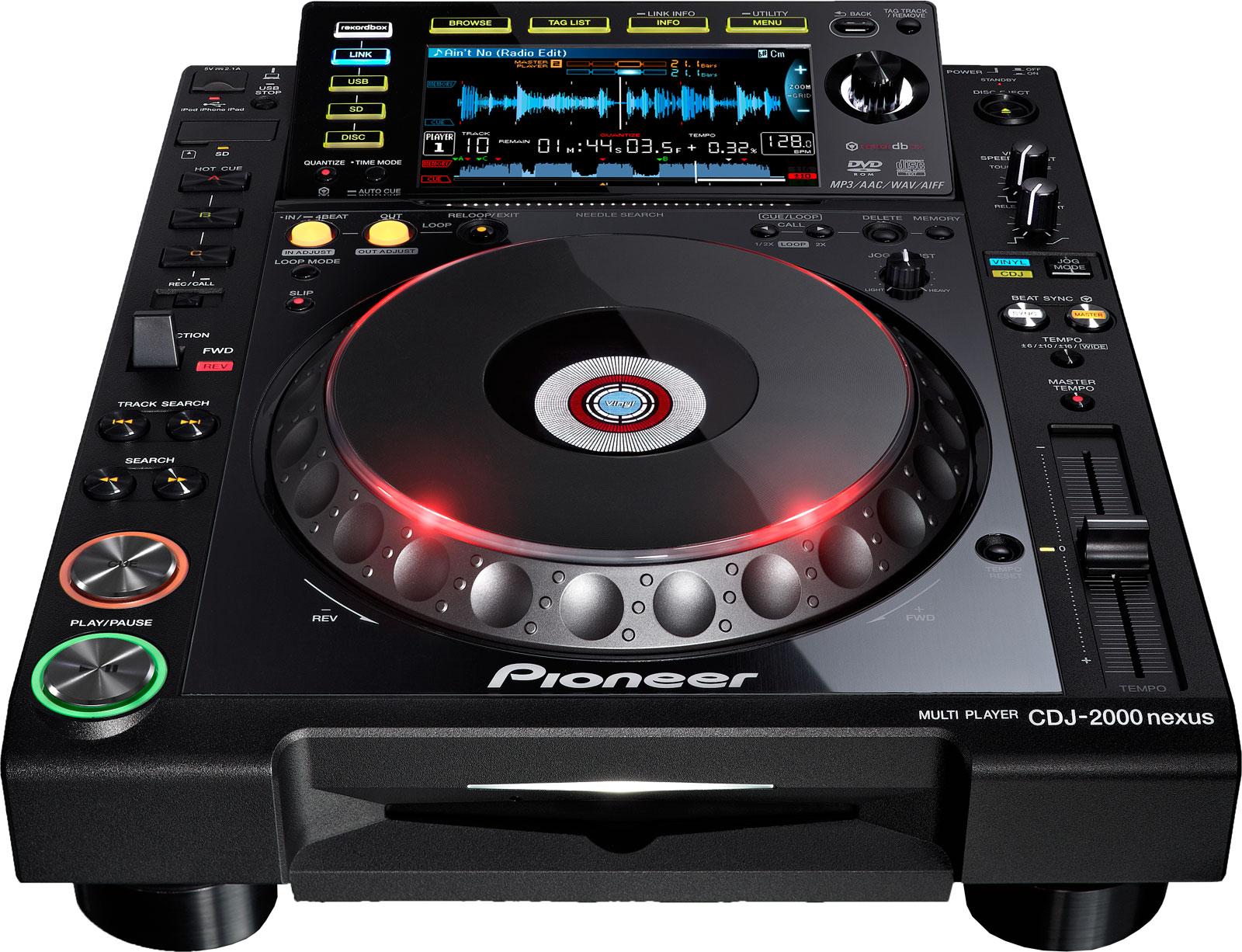 CDJ 2000 NEXUS PIONEER
