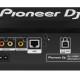Pioneer XDJ-1000MK2 Anschlüsse