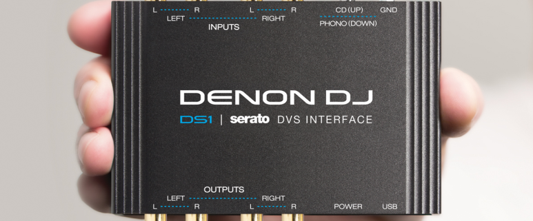 Denon DS1 - Rane SL2 Alternative