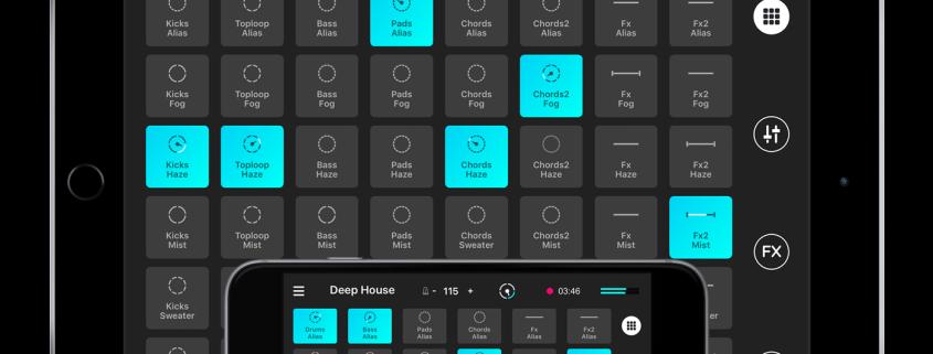 Remixlive_iPad+iPhone