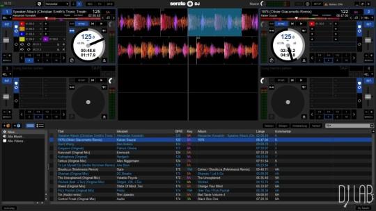 Numark NS7 III - Serato DJ