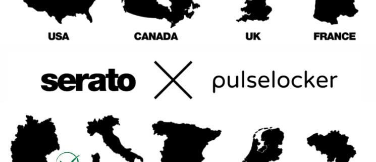 Serato DJ und Pulselocker in deutschland