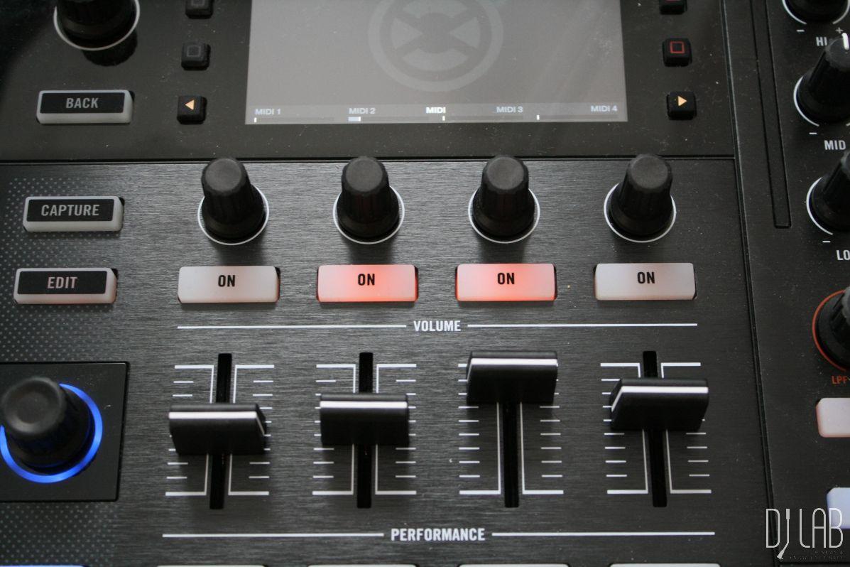 Controller im MIDI-Modus