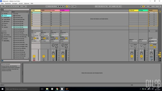 Ableton 9.5 Intro