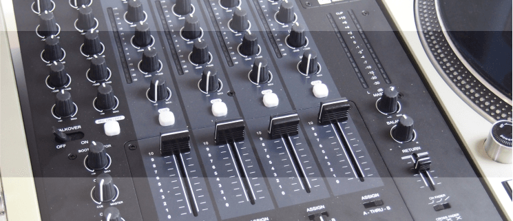 DAP AUDIO Core Mix-4 USB