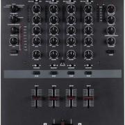 DJ TECH 4-Kanal Mixer