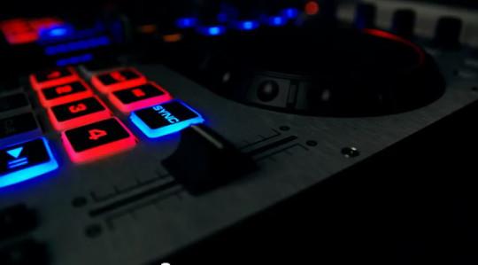 DJ Tech DIF 1M Seratocom