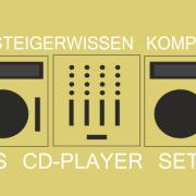 Anfänger Beratung für DJs