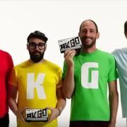 Korg Volca Sampler OK GO Edition
