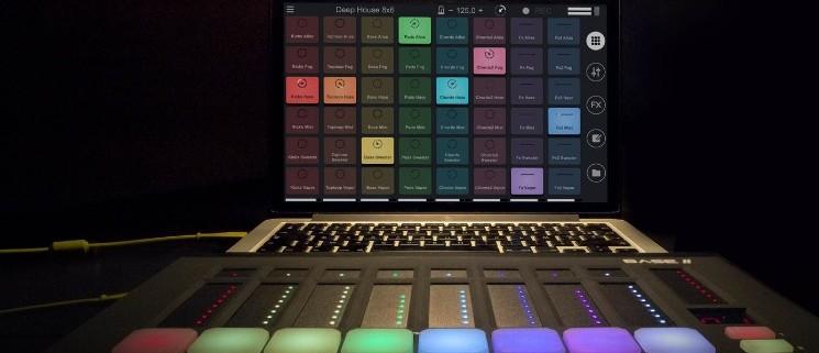 Mixvibes Remixlive für Mac