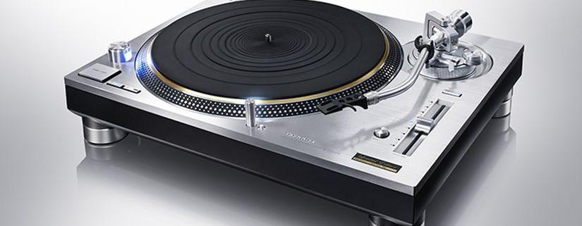 Neuer Technics Plattenspieler SL-1200G
