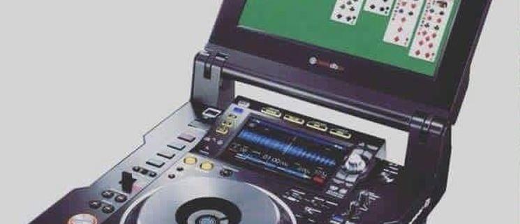 Pioneer DJM CDJ TOUR1 - Serie