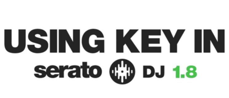 Serato Key Mixing