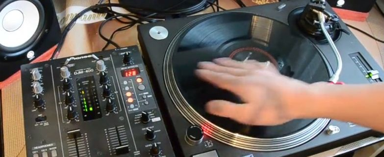 Technics 1200 Mod