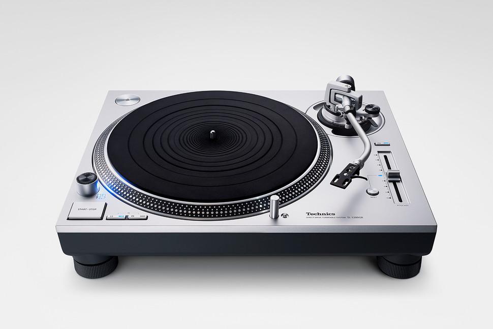 Preiswerter und silbern: Technics SL 1200-GR