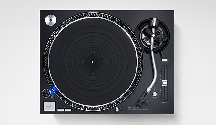 Preiswerter und schwarz: Technics SL 1210-GR